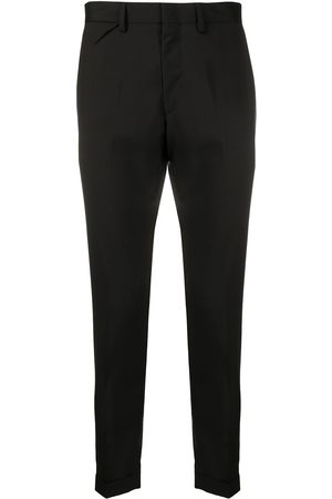 LOW BRAND Tailored straight leg trousers