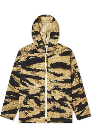 The Real McCoys The Real McCoy's Tiger Camouflage Parka