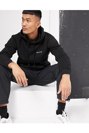 Nicce London Hoodie with logo in