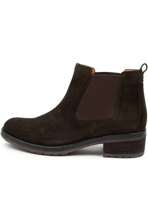 Gabor Matilda Ga Bottle Boots Womens Shoes Casual Ankle Boots