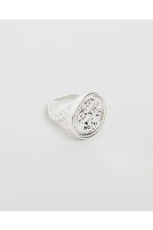Chained & Able Men Rings - St George Sovereign Ring - Jewellery St George Sovereign Ring