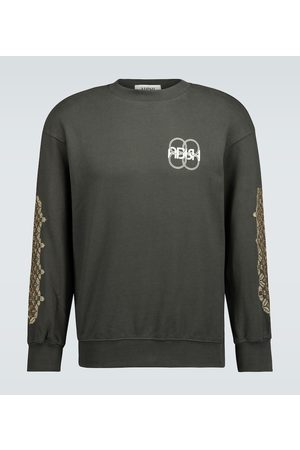 ADISH Sukkar Mejwez cotton sweatshirt