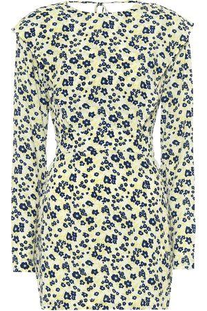 ROTATE Wanda floral dress