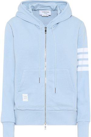 Thom Browne Cotton-jersey hoodie