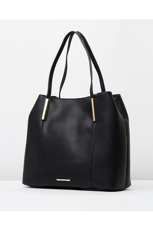 Tony Bianco THE ICONIC EXCLUSIVE Gia Tote Bag - Handbags THE ICONIC EXCLUSIVE - Gia Tote Bag