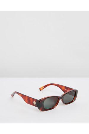 Le Specs Women Sunglasses - Unreal - Sunglasses (Toffee Tort) Unreal
