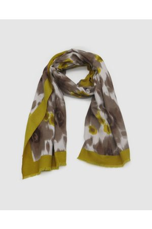 Morgan & Taylor Tianna Scarf - Scarves & Gloves (Chartreuse) Tianna Scarf