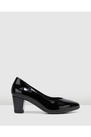 Hush Puppies The Point - All Pumps ( Patent) The Point