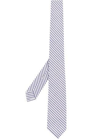 Thom Browne Classic Seersucker Necktie