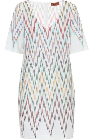 Missoni Stretch-silk dress