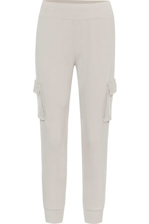 alo Cargo high-rise trackpants
