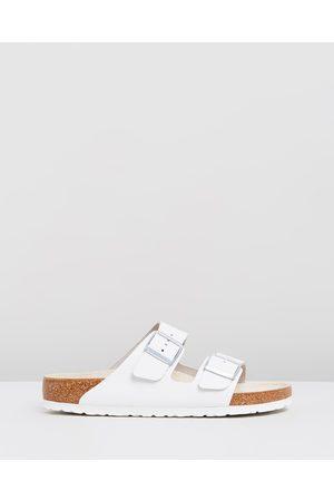 Birkenstock Unisex Arizona Smooth Leather Regular Sandals - Casual Shoes ( Smooth Leather) Unisex Arizona Smooth Leather Regular Sandals