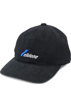 We11 Done Embroidered logo cap