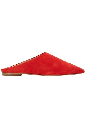 FORTE FORTE Women Shoes - Suede babouche