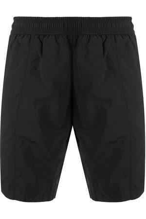 Ami Paris Long swim shorts