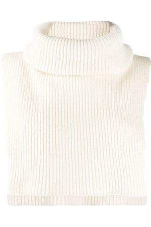Cashmere In Love Roll-neck Brooke crop sweater