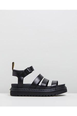 Dr. Martens Womens Blaire Brando Sandals - Sandals ( Brando) Womens Blaire Brando Sandals