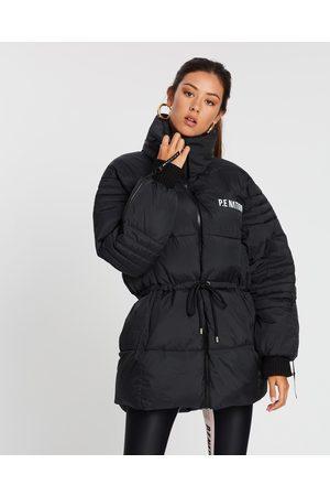 P.E Nation Women Winter Jackets - Full Court Jacket - Coats & Jackets Full Court Jacket