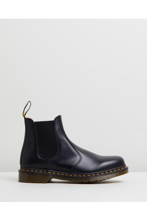 Dr. Martens Unisex 2976 Smooth Chelsea Boots - Boots ( Smooth) Unisex 2976 Smooth Chelsea Boots