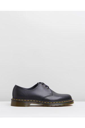 Dr. Martens Unisex Vegan 1461 DMC 3 Eye Shoes - Casual Shoes ( Felix Rub Off) Unisex Vegan 1461 DMC 3-Eye Shoes