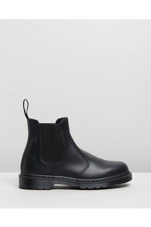 Dr. Martens Unisex 2976 Mono Chelsea Boots - Boots ( Smooth) Unisex 2976 Mono Chelsea Boots
