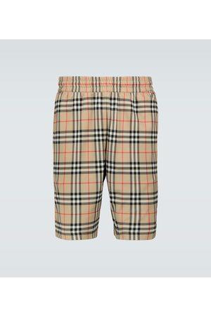 Burberry Vintage check swim shorts