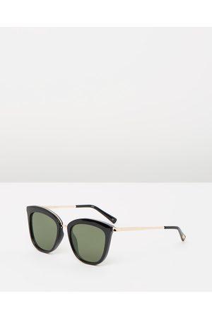 Le Specs Caliente and Round Sunglasses - Sunglasses ( & ) Caliente and Round Sunglasses