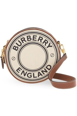 Burberry Women Shoulder Bags - Round leather Louise bag