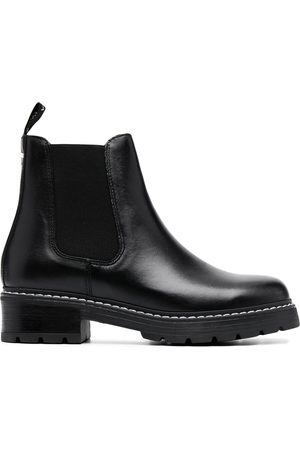 Carvela Women Ankle Boots - Contrasting stitch ankle boots