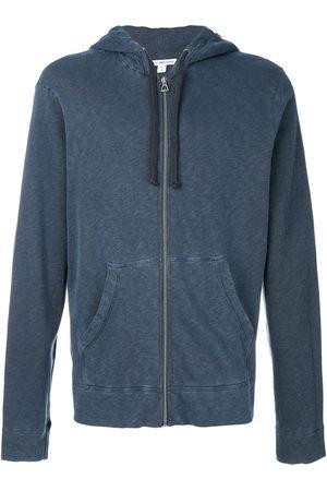 James Perse Jersey zip hoodie