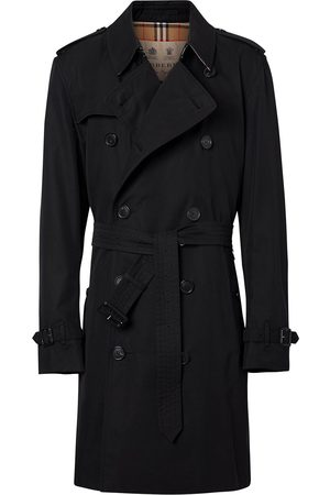 Burberry The Kensington Heritage midi trench coat