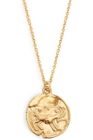 Alighieri Aries -plated Necklace - Womens