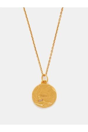 Alighieri Libra -plated Necklace - Womens