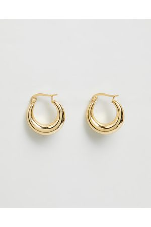 Reliquia Baby Coralia Hoop Earrings - Jewellery Baby Coralia Hoop Earrings