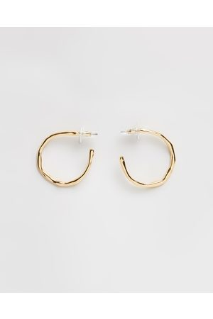 Reliquia Always Ready Hoop Earrings - Jewellery Always Ready Hoop Earrings
