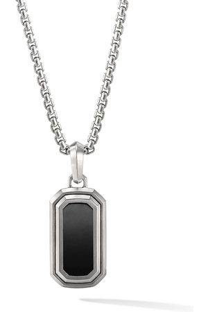 David Yurman Deco amulet