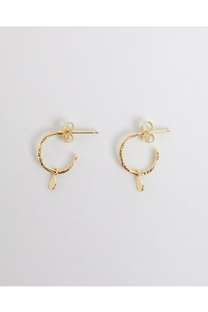 By Charlotte Grace Hoop Earrings - Jewellery Grace Hoop Earrings