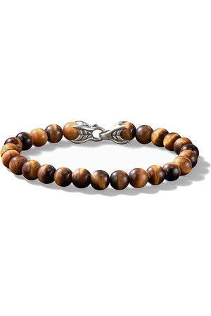 David Yurman SPIRITUAL BEADS' TIGERS EYE BRACELET