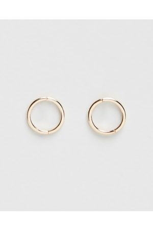 By Charlotte Purity 14K Sleeper Earrings - Jewellery (14K ) Purity 14K Sleeper Earrings