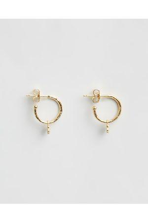By Charlotte Luminous Hoop Earrings - Jewellery Luminous Hoop Earrings