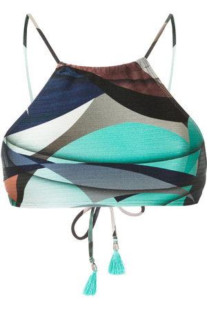 Lygia & Nanny Women Bikinis - Ilana printed bikini top