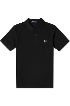 Fred Perry Men Polo Shirts - Fred Perry Slim Fit Plain Polo