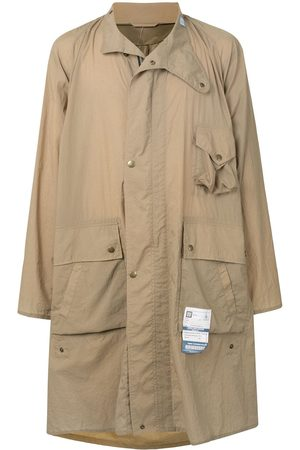 adidas Long-sleeve parka coat