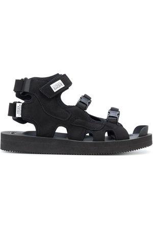 SUICOKE Buckle detail sandals