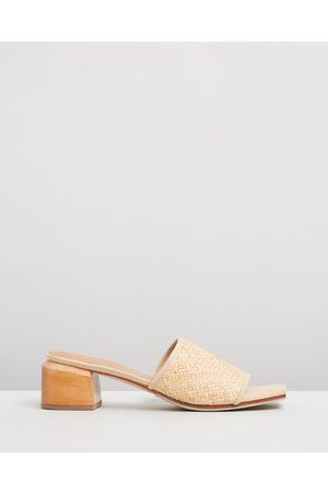 JAMES   SMITH The Sicily Slide Woven Mules - Sandals (Woven) The Sicily Slide Woven Mules