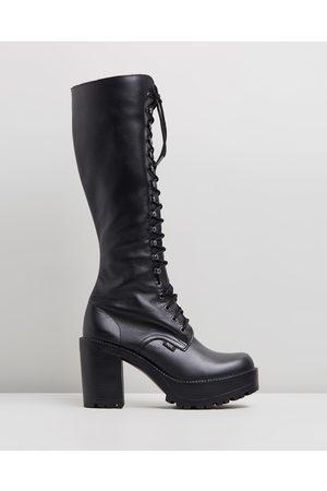 ROC Lash - Knee-High Boots Lash