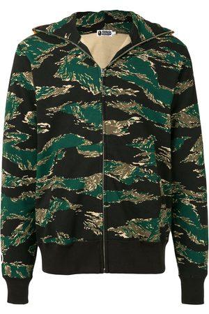 A Bathing Ape Camouflage print hoodie