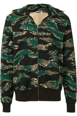 BAPE Camouflage print hoodie