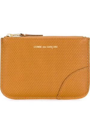 Comme des Garçons Wallets - Textured leather pouch