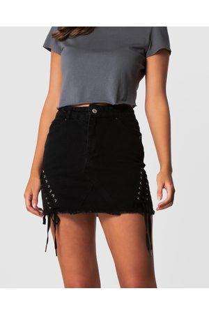 ONEBYONE Kara Skirt - Denim skirts Kara Skirt